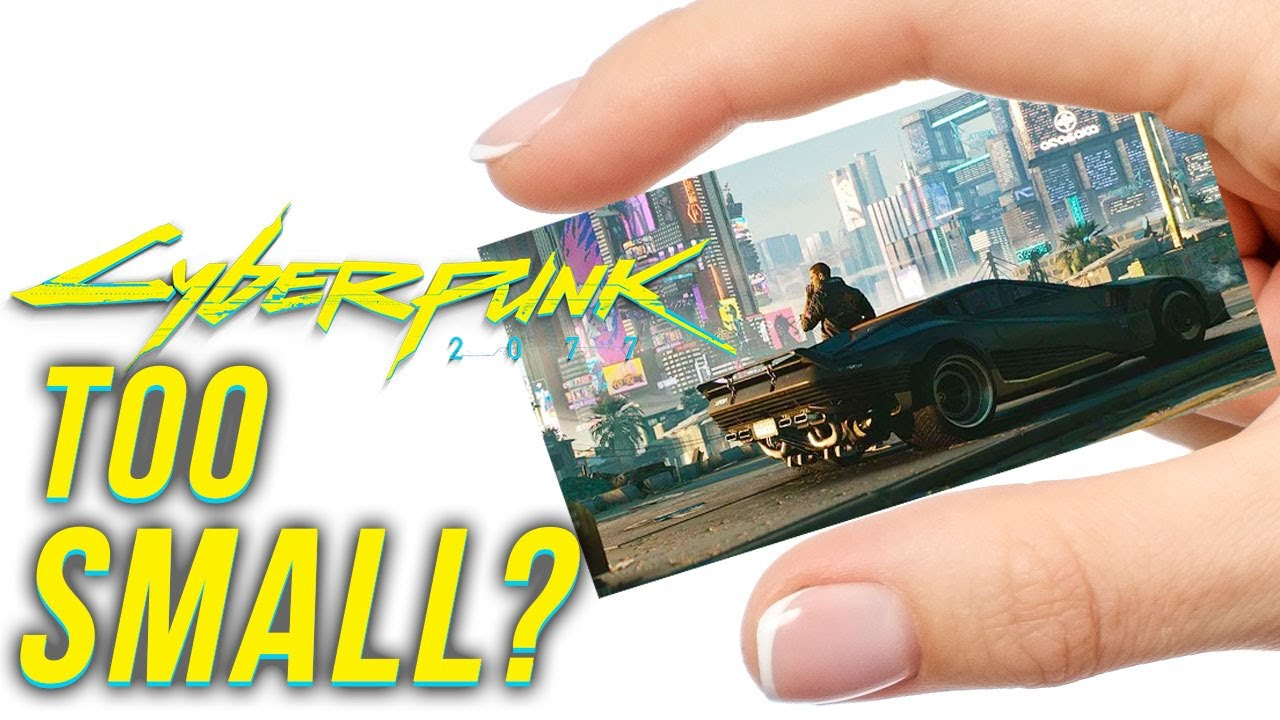 Why Cyberpunk 2077's Smaller Map Is Actually A Good thing ...